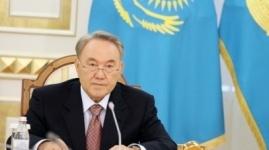 """Назарбаев: """"Нужно усилить контроль за реализацией ключевых направлений социального развития страны"""""""