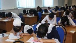 ЕНТ или экзамен?