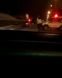 Павлодарские полицейские разыскивают водителя, по вине которого произошло ДТП