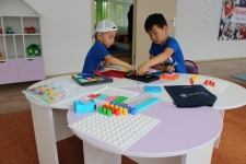 Кабинет коррекции для детей с особыми образовательными потребностями открылся в Экибастузе
