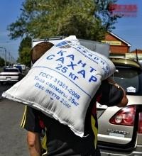 В Павлодаре неожиданно подскочили цены на сахар