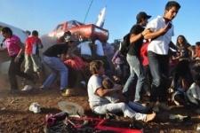 На автошоу в Мексике погибли шесть зрителей