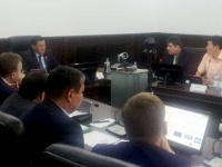 Ученый из Германии помогает Павлодару в борьбе с гнусом