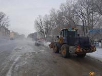 Причиной коммунальной аварии на улице Толстого стало повреждение частного водопровода