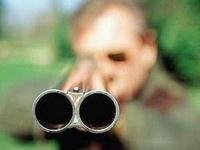 Парень убил из ружья своего гостя