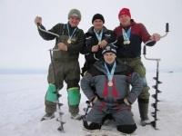 Рыболовы Павлодара оставили за собой титул «непобедимых» и в наступившем 2015 году