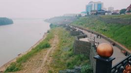В департаменте по ЧС объяснили причину смога, окутавшего Павлодар
