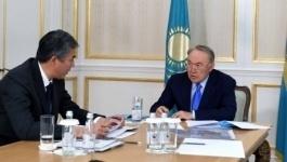 Назарбаев поручил Исекешеву привести в порядок систему выдачи жилья в Астане