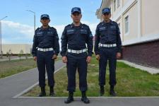 Национальные гвардейцы из Павлодара вновь отличились в Астане
