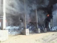Майнинговая ферма горела под Экибастузом