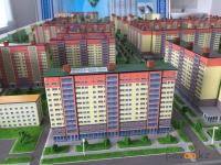 Назарбаев посетил микрорайон Сарыарка