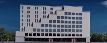 Облик Павлодара поменяется через обновлённые фасады