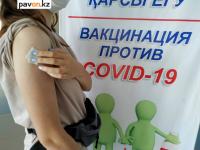 Поступления 46 тысяч доз китайской вакцины ожидают в Павлодарской области