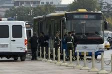 Автобус с госслужащими разбился в Китае
