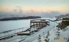 Морозную погоду без осадков прогнозируют синоптики