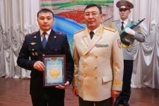 В Павлодаре наградили лучших полицейских