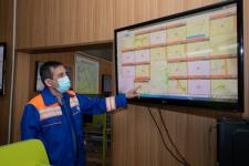 Контроль за лекарствами, распределение бригад и слежение за скоростным режимом реанимобилей на станции скорой помощи Павлодарской области будут вести онлайн