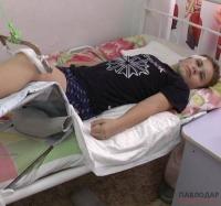 Мама мальчика, сбитого на светофоре, обратилась к виновнику ДТП с просьбой сдаться полиции