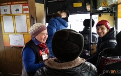 Павлодарские депутаты выясняют, почему наши автобусы не похожи на европейские