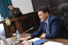 Булат Бакауов поблагодарил жителей Баянаульского района, которые помогали в тушении крупного пожара
