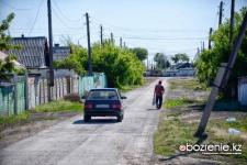 На проблемы с водой пожаловались акиму жители Ленинского