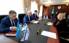 Между Израилем и Павлодаром возможно сотрудничество в сфере сельского хозяйства