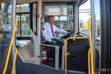 Павлодарцы смогут пользоваться услугами электробусов и новых автобусов с 1 августа 2019 года