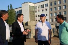 Новое общежитие на 600 мест для студентов павлодарского вуза откроют в следующем году
