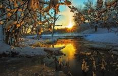 На 8 марта синоптики обещают казахстанцам 20-градусный мороз