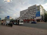 На пять дней перекроют участок улицы Академика Сатпаева в центре Павлодара