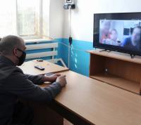 Заключенный павлодарской колонии дал имя племяннице по Skype