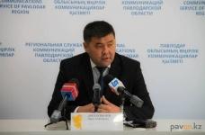 За сбор денег на банкет задержан крупный чиновник в Павлодаре