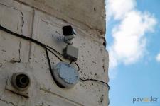 Более 600 павлодарских многоэтажек в этом году оснастят камерами видеонаблюдения