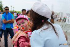 В День защиты детей на нижней набережной в Павлодаре пройдет детский арт-фестиваль