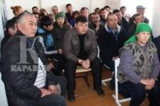 Жители аула в Павлодарской области добились увольнения своего акима