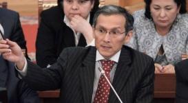 Премьер Кыргызстана Джоомарт Оторбаев подал в отставку