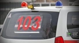 """Избитый водитель """"скорой помощи"""" в Актау простил обидчика"""