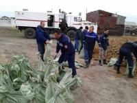 Спасатели ДЧС Павлодарского региона останутся в Акмолинской области до стабилизации обстановки