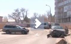 Павлодарский лихач устроил массовое ДТП