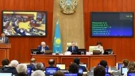 Мажилисмены внесли законодательные поправки для реализации инициативы президента