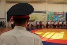 В Павлодаре прошли региональные соревнования по самбо среди сотрудников полиции