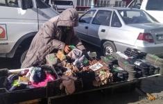 За стихийную торговлю полицейские штрафуют администрацию крупных магазинов