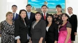 Новые судьи приняли присягу в Павлодарской и Кызылординской областях