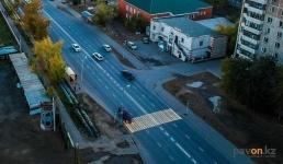 Павлодарка просит установить светофор на нерегулируемом переходе на улице Камзина