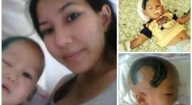 Мама жестоко избитого двухлетнего мальчика описала, как все произошло