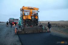 В Павлодарской области через пять лет доля дорог в хорошем и удовлетворительном состоянии должна достигнуть 95%