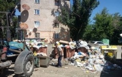Почему Павлодар после выходных утопает в мусоре?