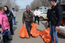 В пострадавшей от паводков Карагандинской области недовольны гуманитарной помощью