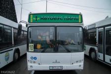 22 апреля автобусы начнут ездить до дач