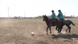 Борьба на скакунах набирает популярность в Павлодарской области